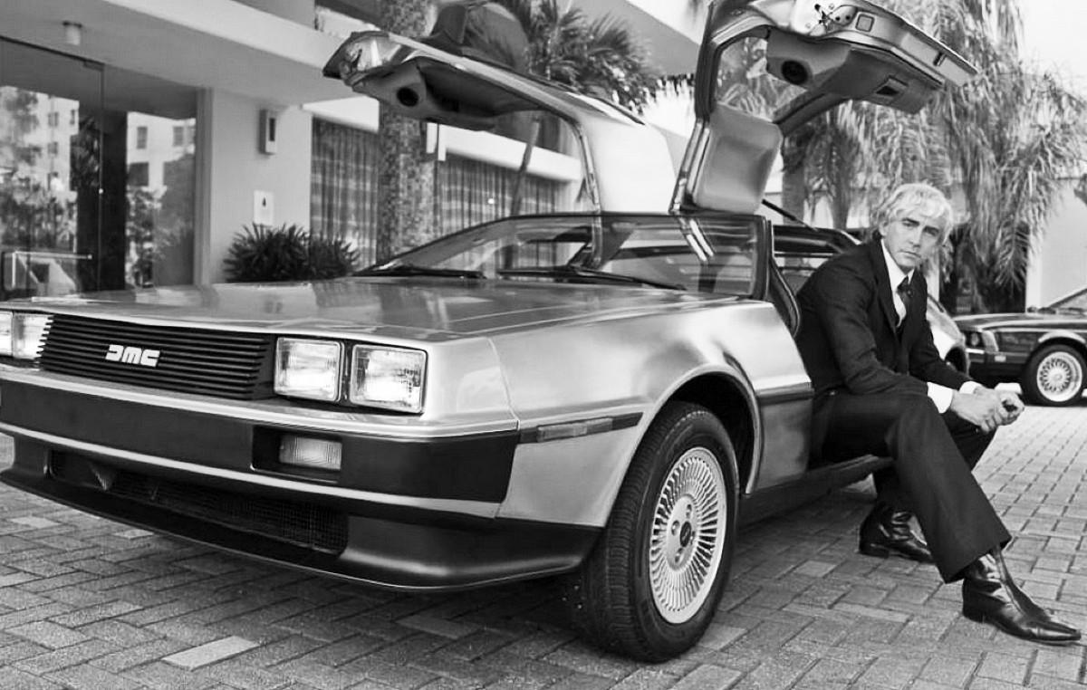 John DeLorean 5