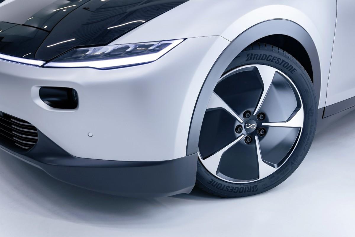 Lightyear One solar powered car 12