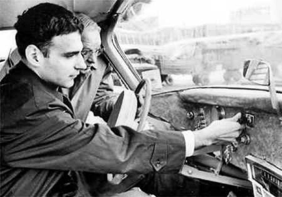 Ralph Nader in the Corvair