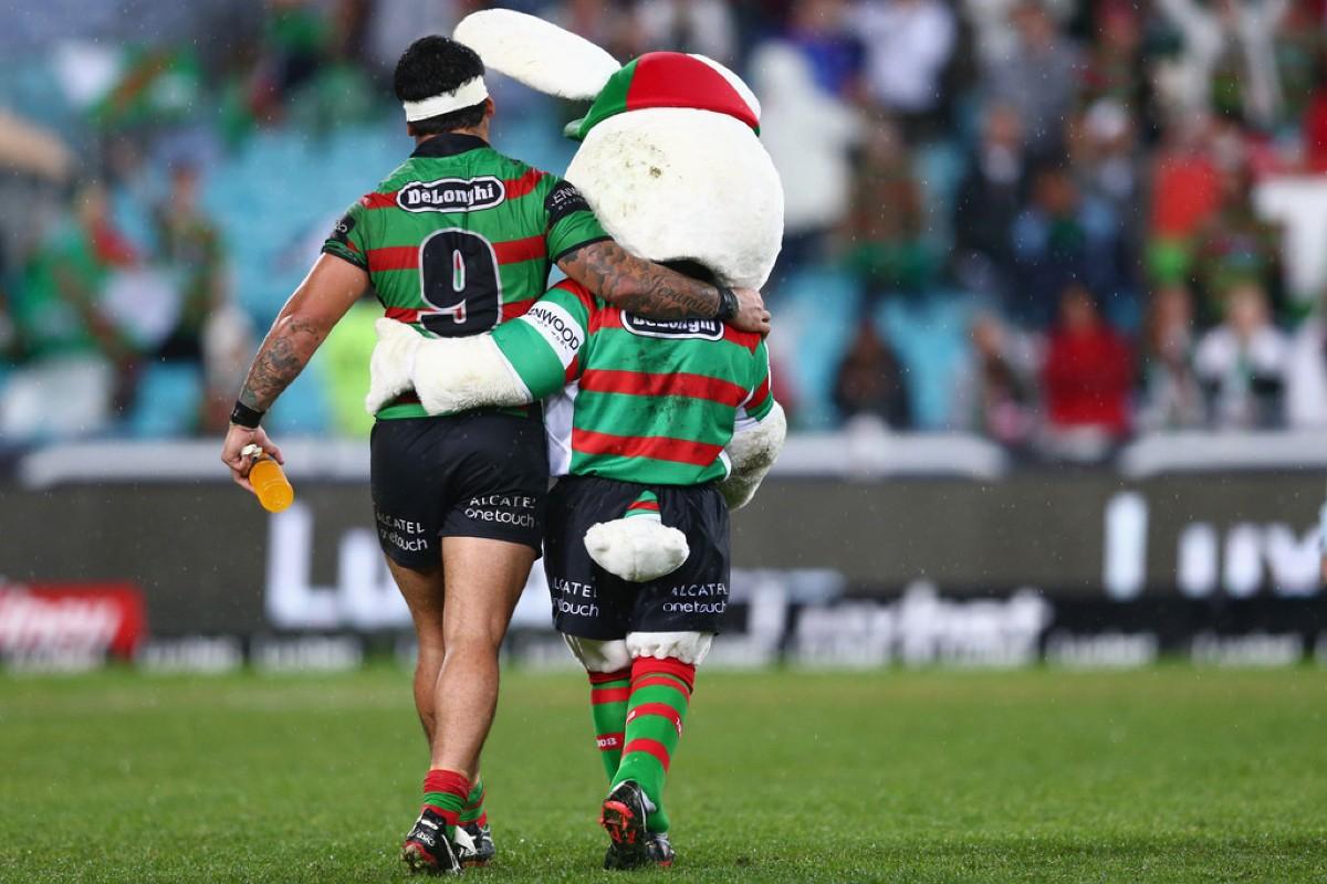 Reggie the Rabbit 1