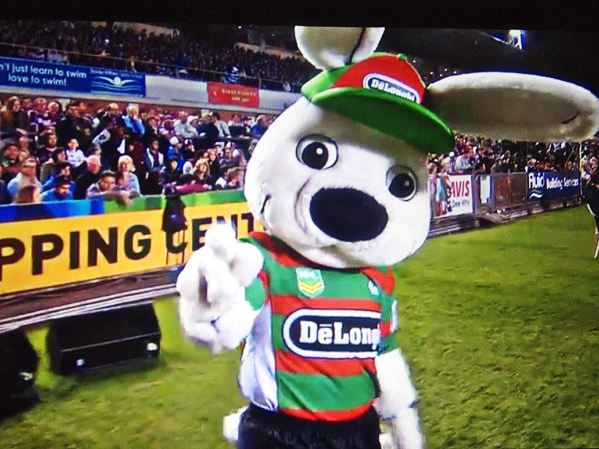 Reggie the Rabbit 4
