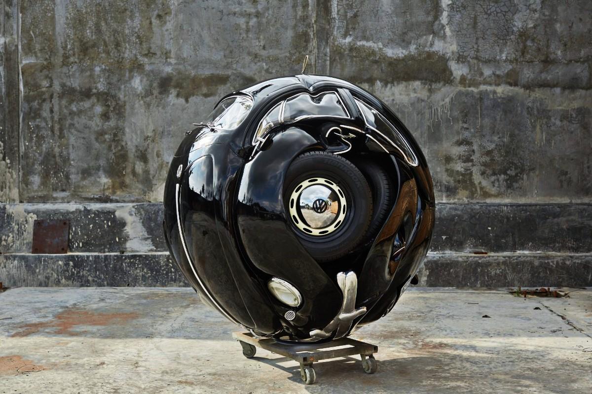 VW Beetle sphere 1