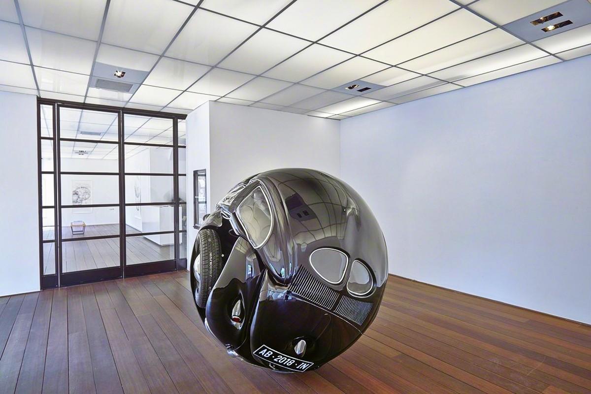 VW Beetle sphere 11