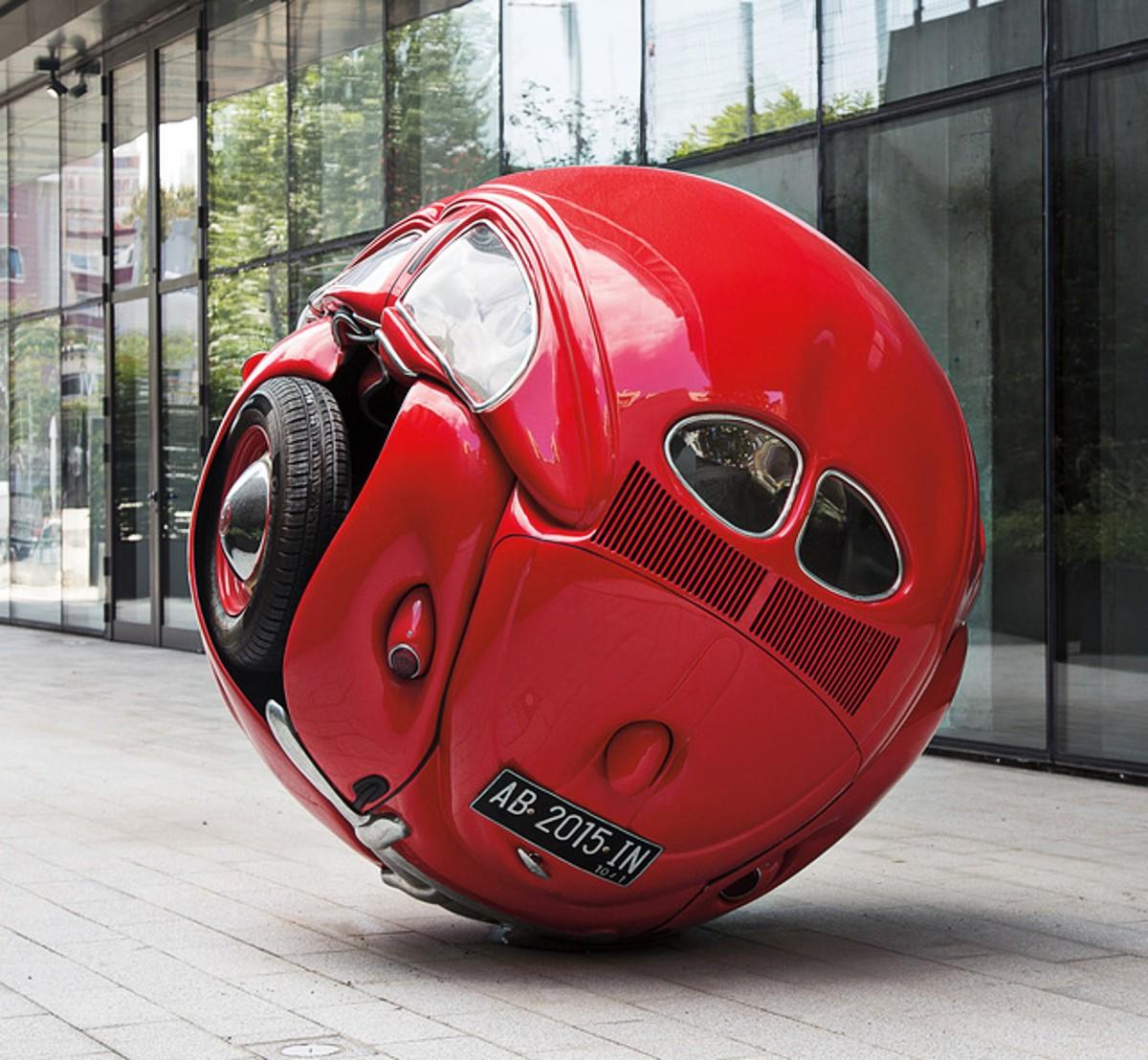 VW Beetle sphere 12