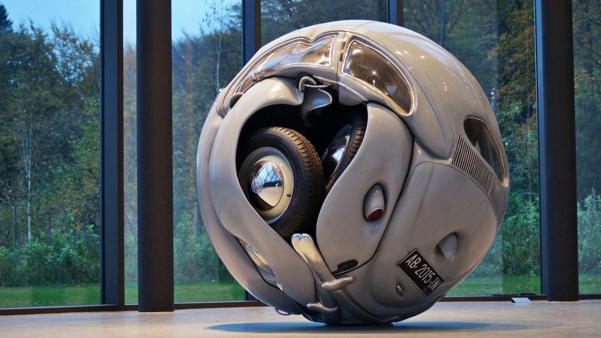 VW Beetle sphere 13
