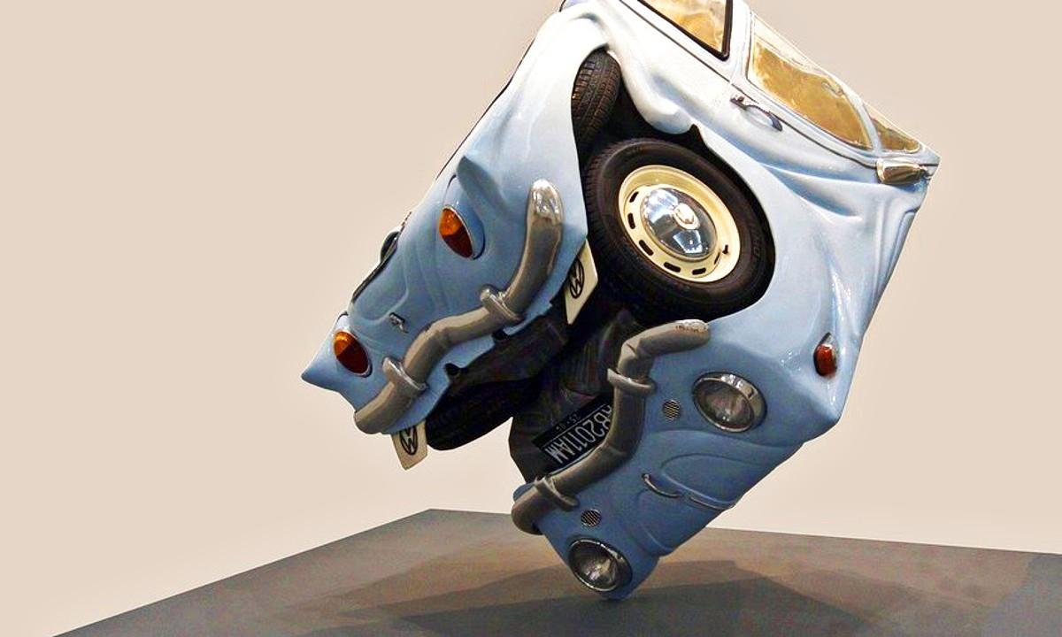 VW Beetle sphere 9