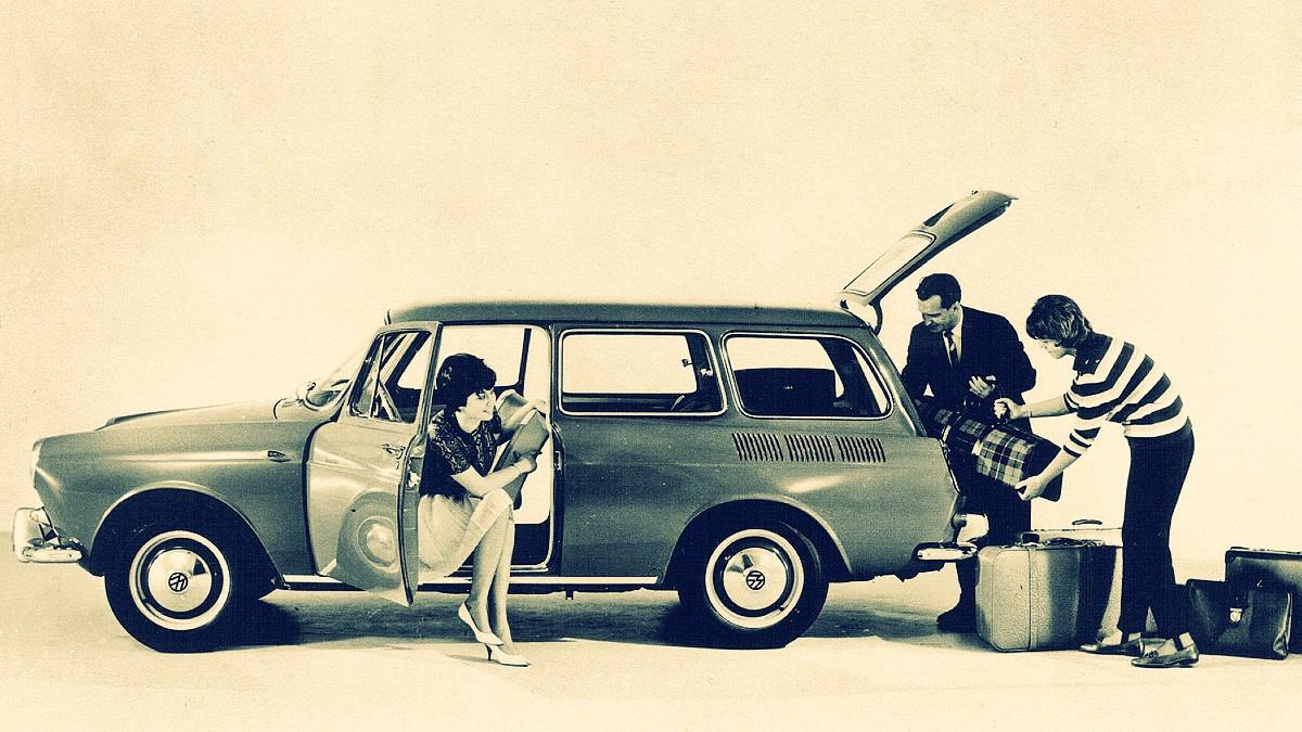 VW Type 3 advertisement