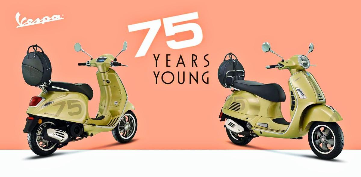 Vespa turns 75 4