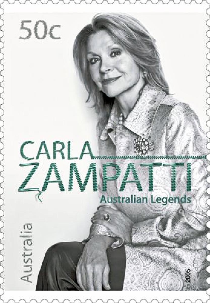 zampatti stamp