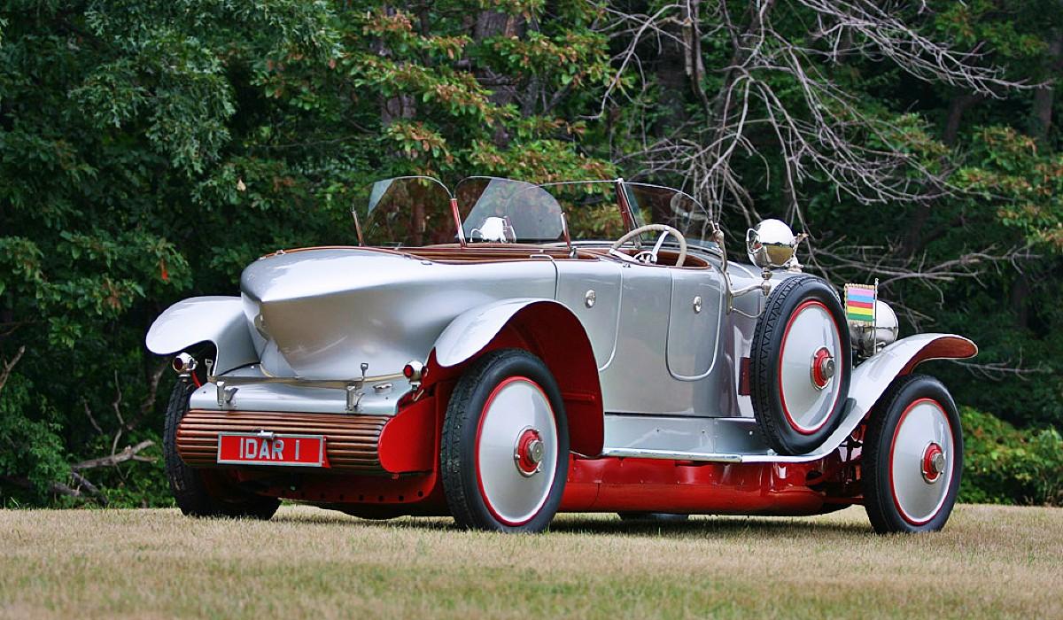 1921 Farman A6B Super Sport 2