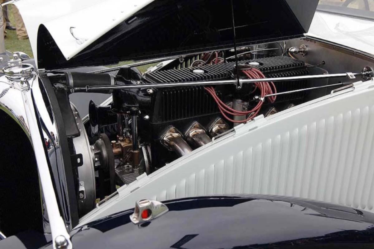 1935 Voisin C 27 Aerosport 6