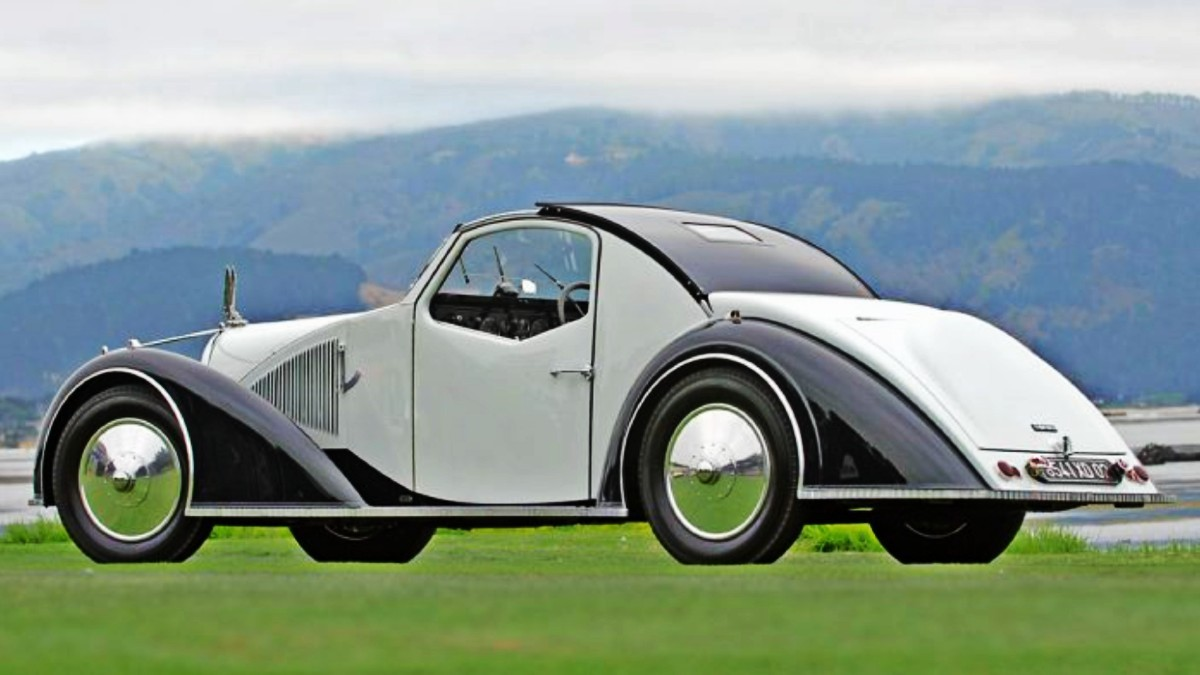 1935 Voisin C 27 Aerosport 8