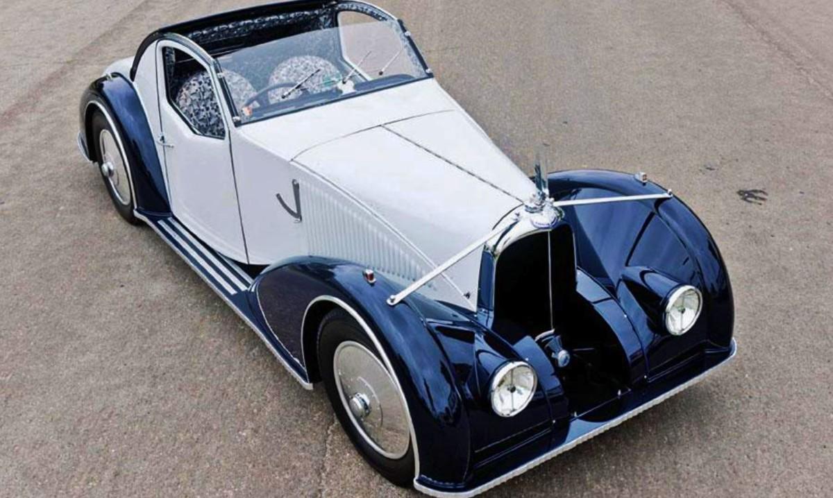 1935 Voisin C 27 Aerosport 9