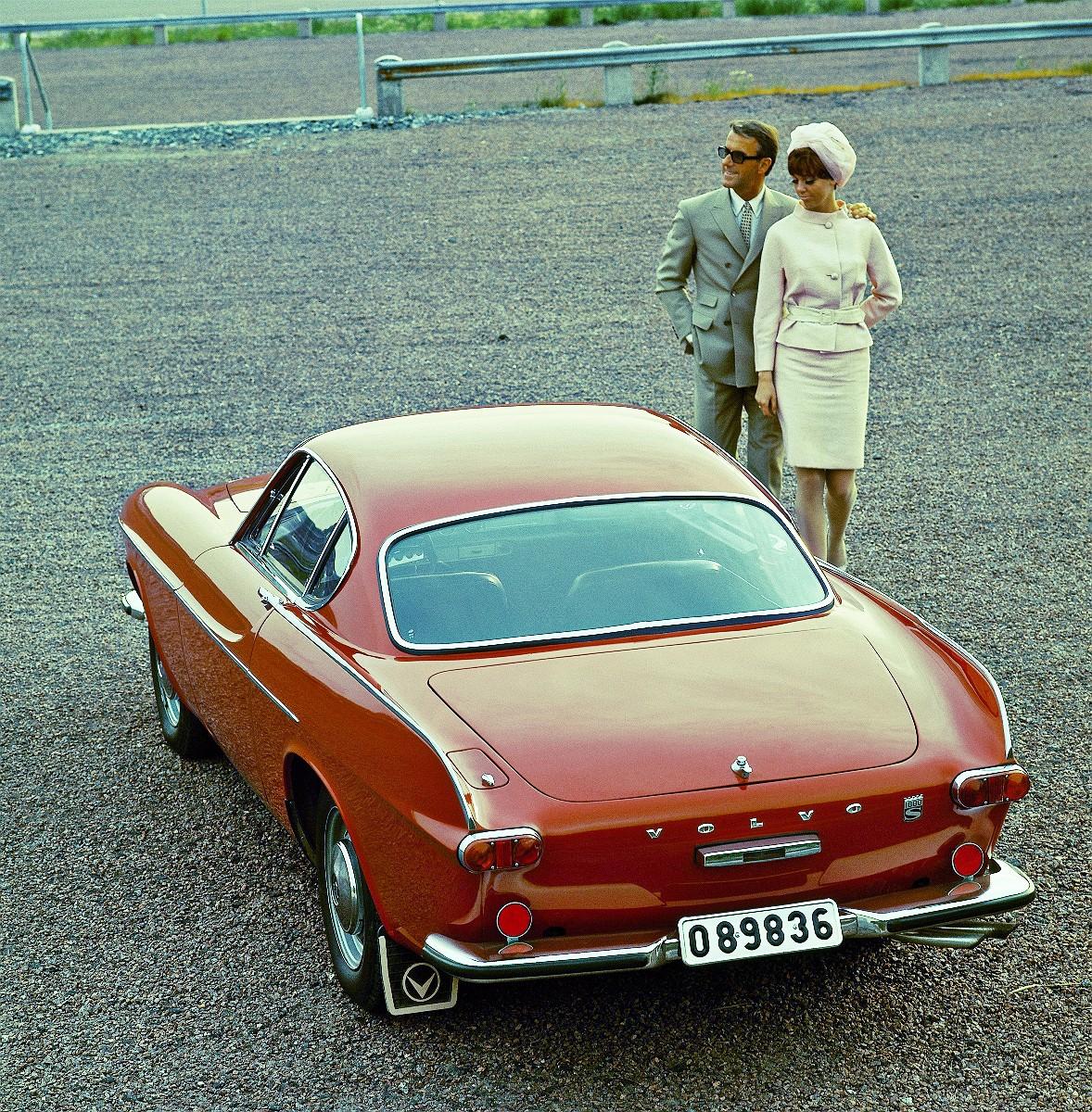 1961 Volvo P1800 6