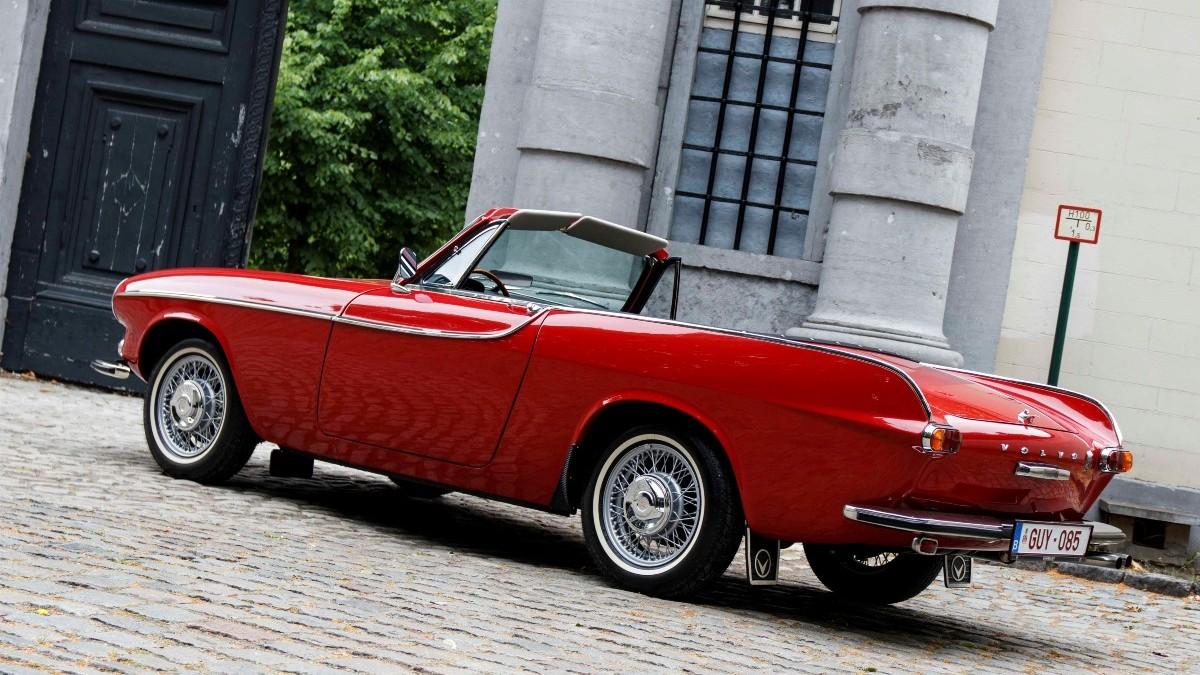 1961 Volvo P1800 7
