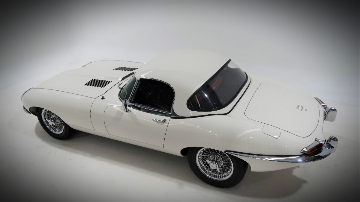 1966 E Type Jag 2