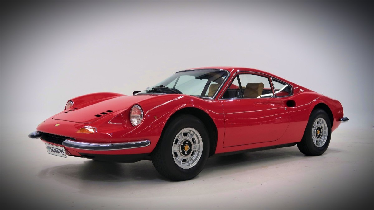 1971 Dino Ferrari 1