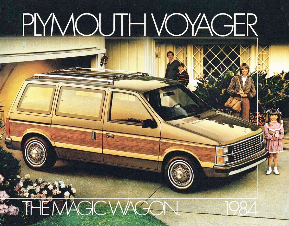 1984 Plymouth magic wagon