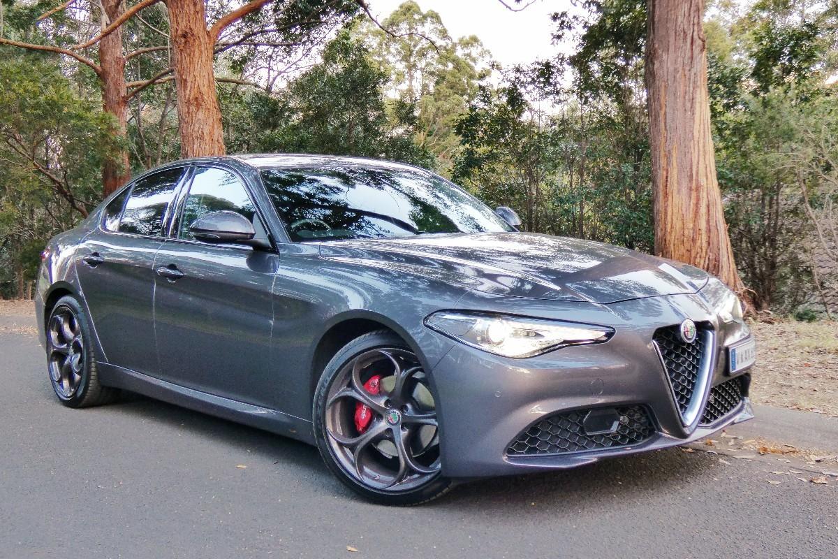 2021 Alfa Romeo Giulia 10