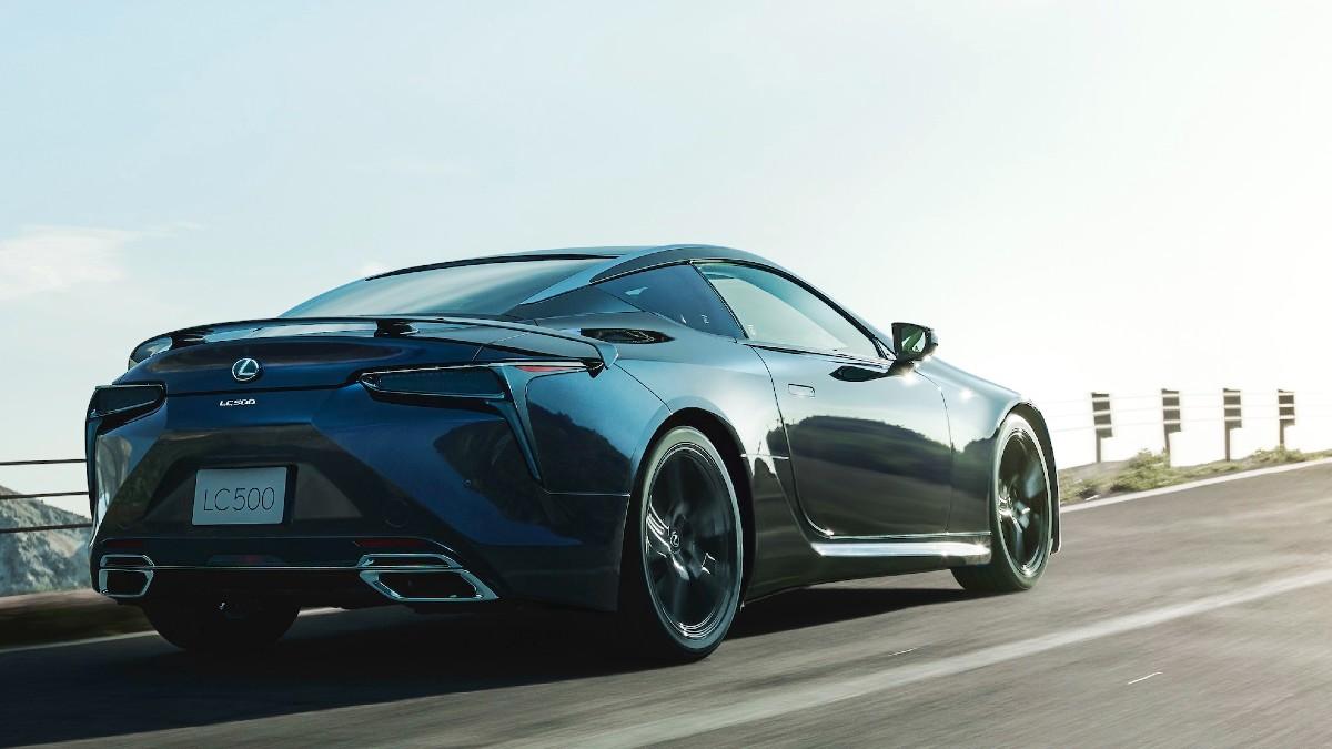 2021 Lexus LC Inspiration Series 1