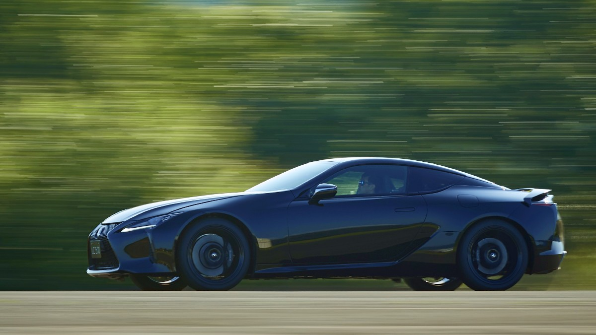 2021 Lexus LC Inspiration Series 2