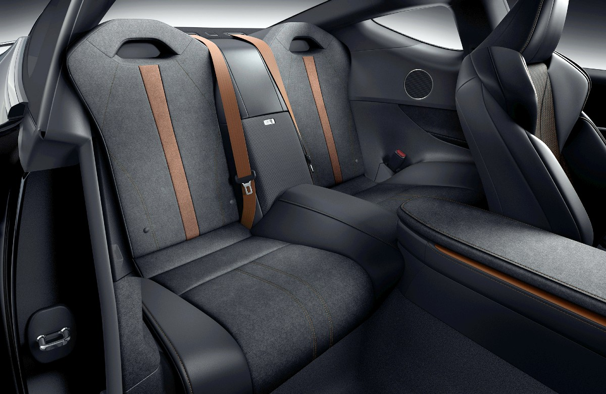 2021 Lexus LC Inspiration Series 4