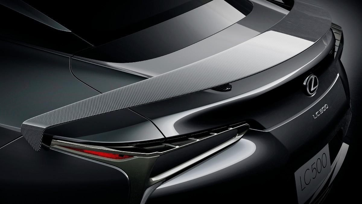2021 Lexus LC Inspiration Series 7