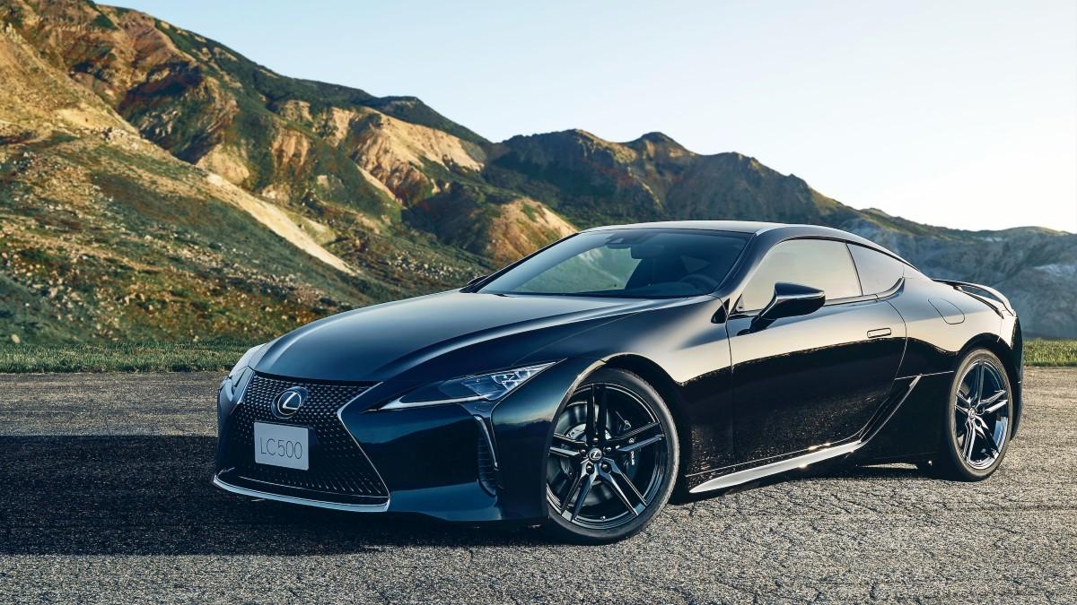 2021 Lexus LC Inspiration Series 9