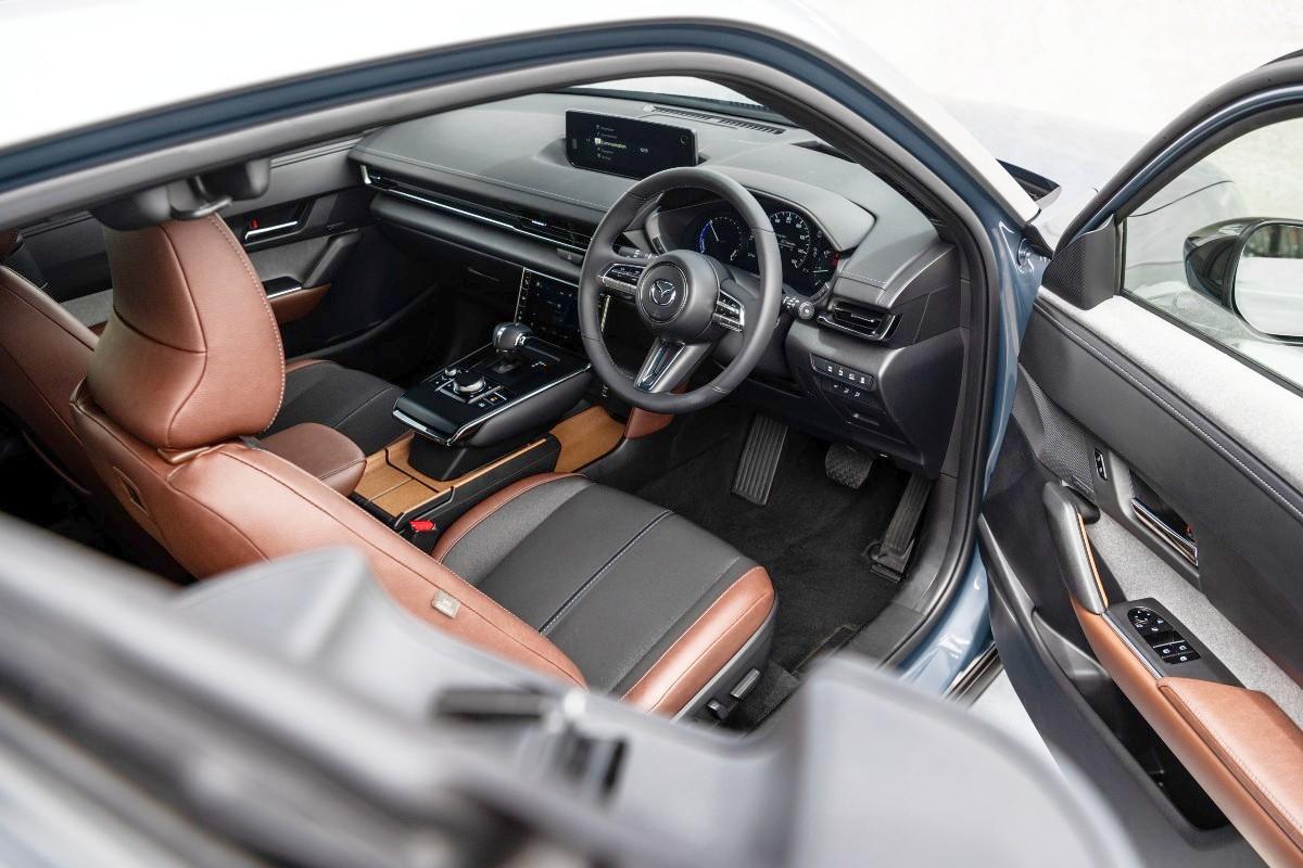 2021 Mazda MX 30 Electric 2