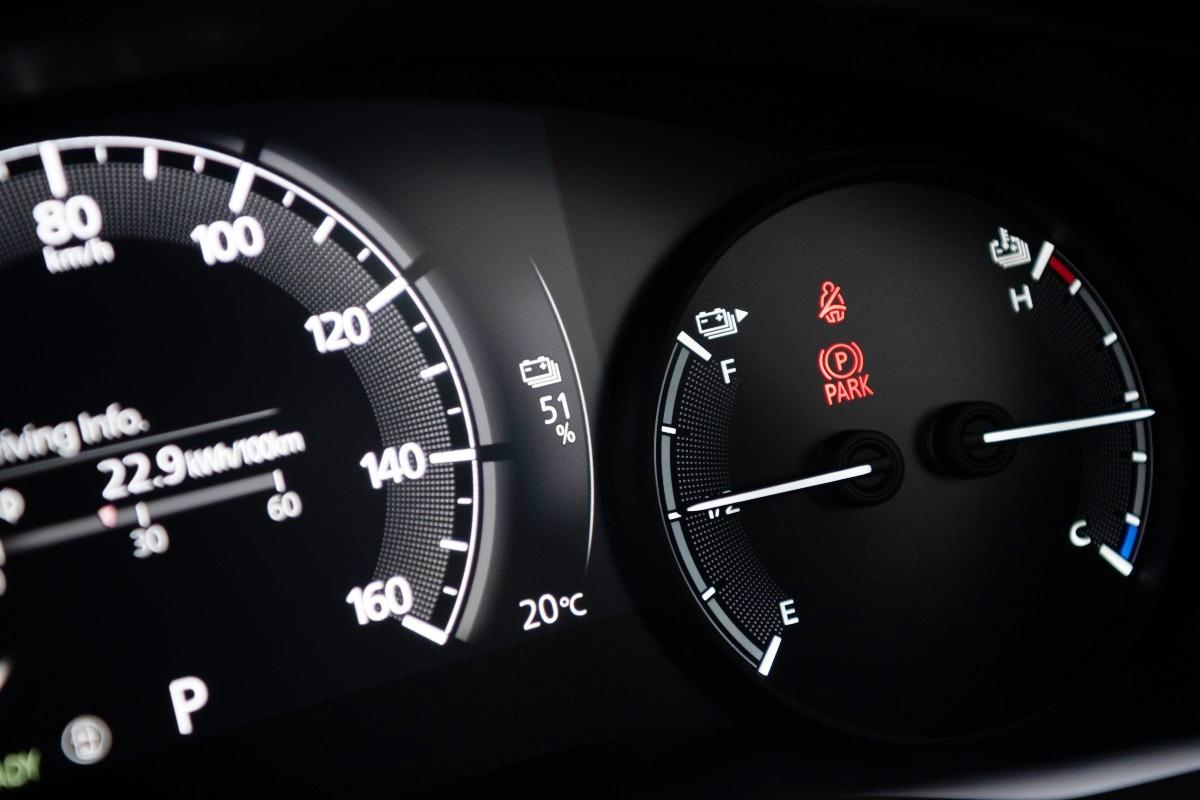 2021 Mazda MX 30 Electric 3