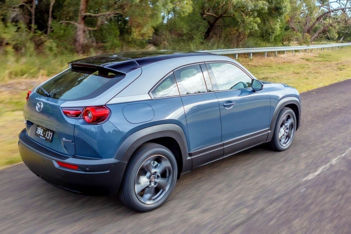 2021 Mazda MX 30 Electric 4