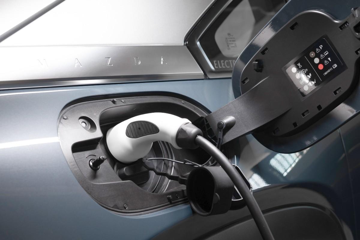 2021 Mazda MX 30 Electric