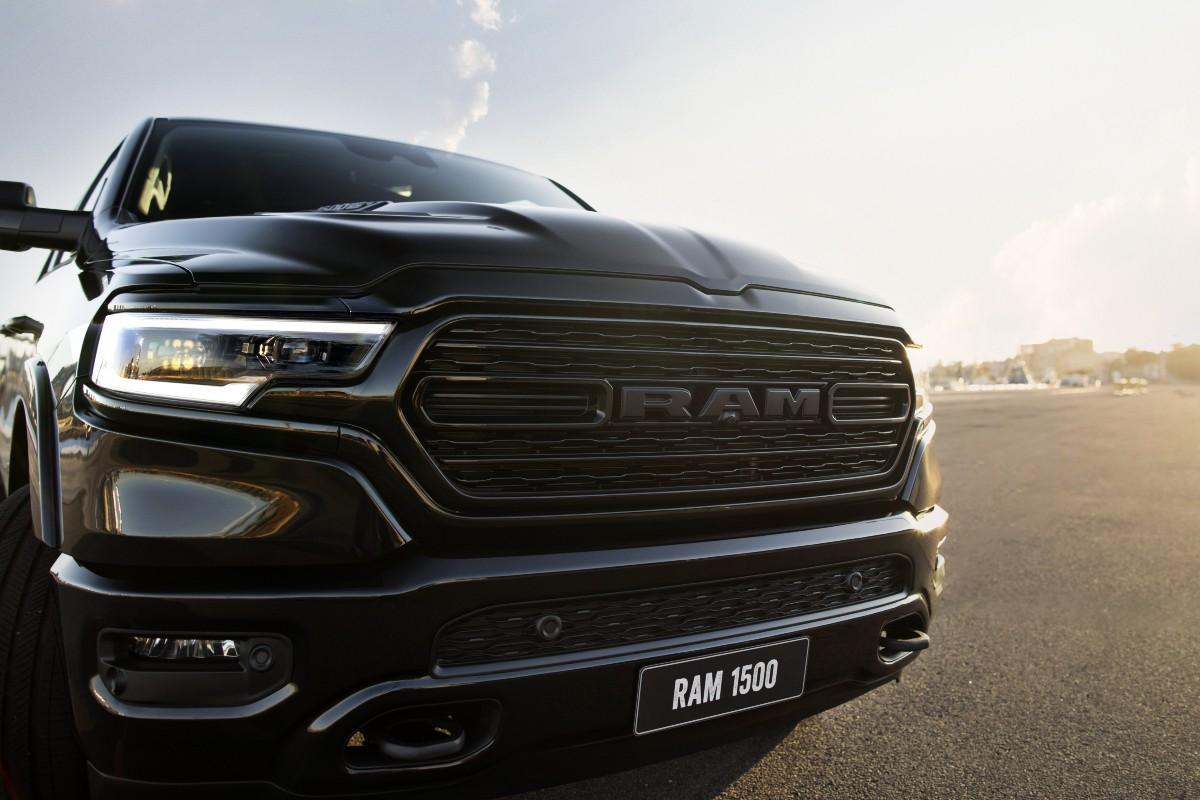 2021 Ram 1500 Limited 3