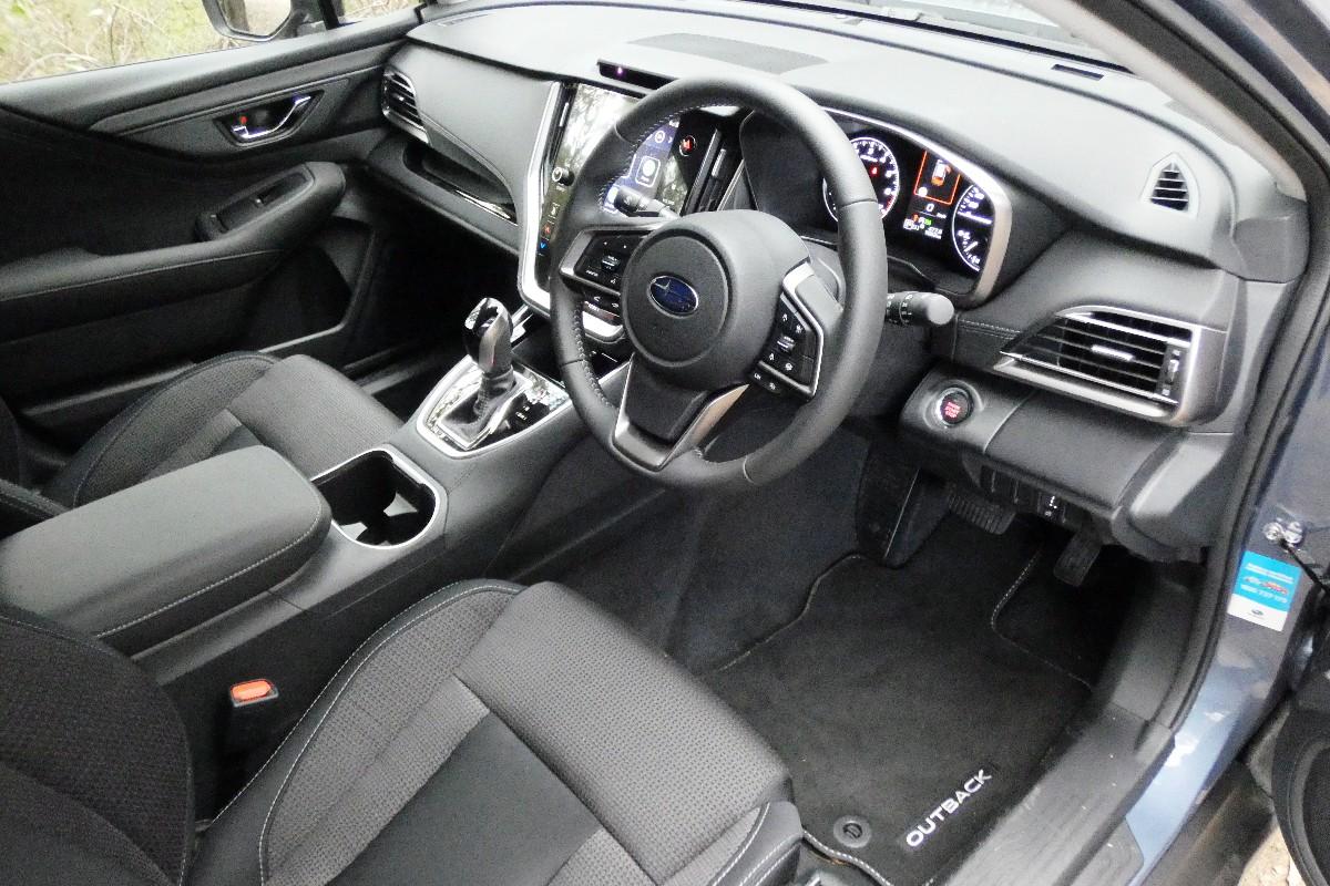 2021 Subaru Outback AWD 2