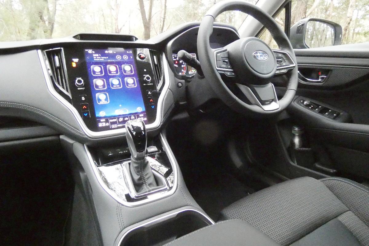 2021 Subaru Outback AWD 3
