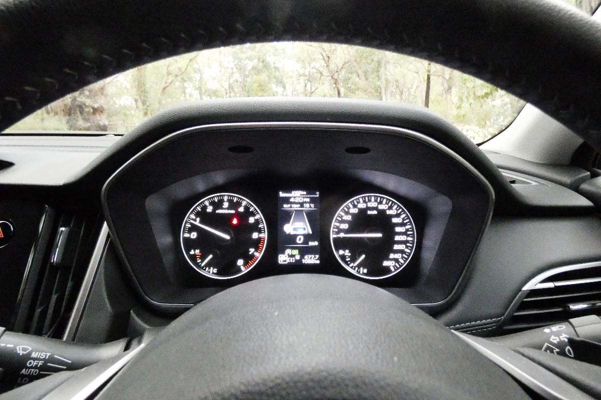 2021 Subaru Outback AWD 5