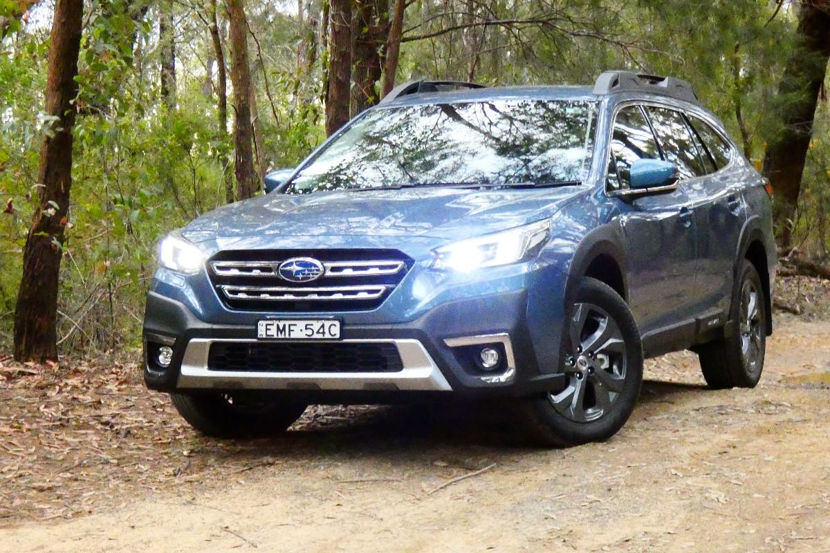 2021 Subaru Outback AWD 9