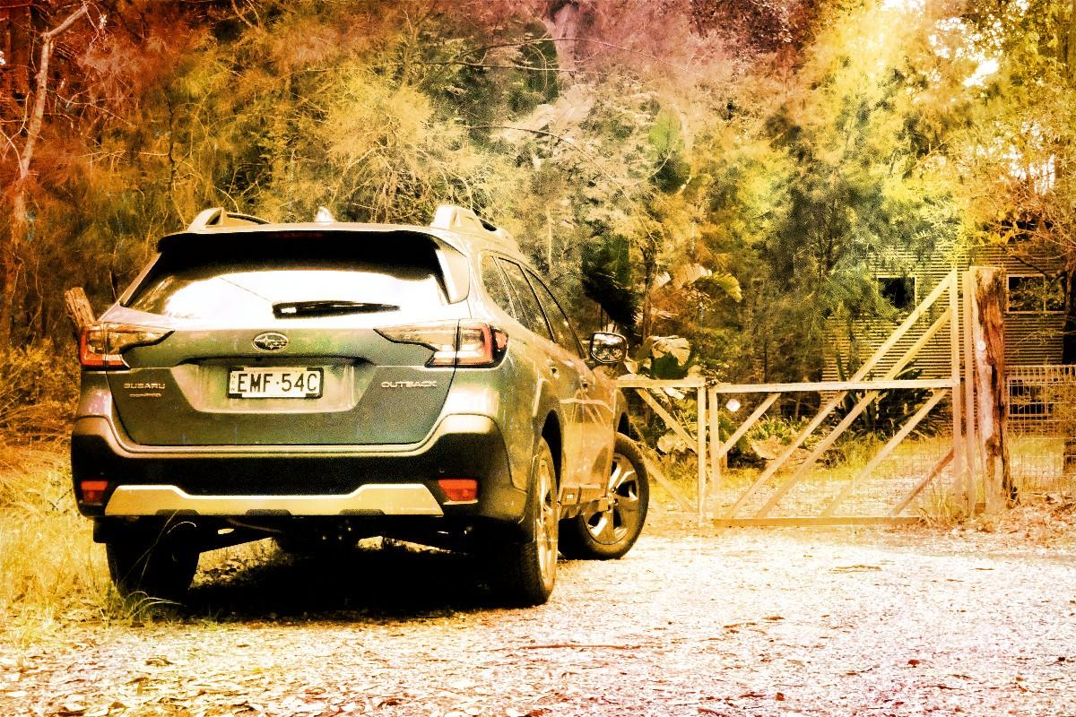 Subaru Outback: Don't fix it if it ain't broke