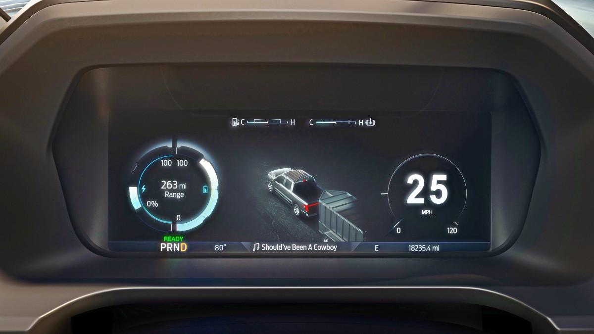 2022 Ford F150 Lightning 5