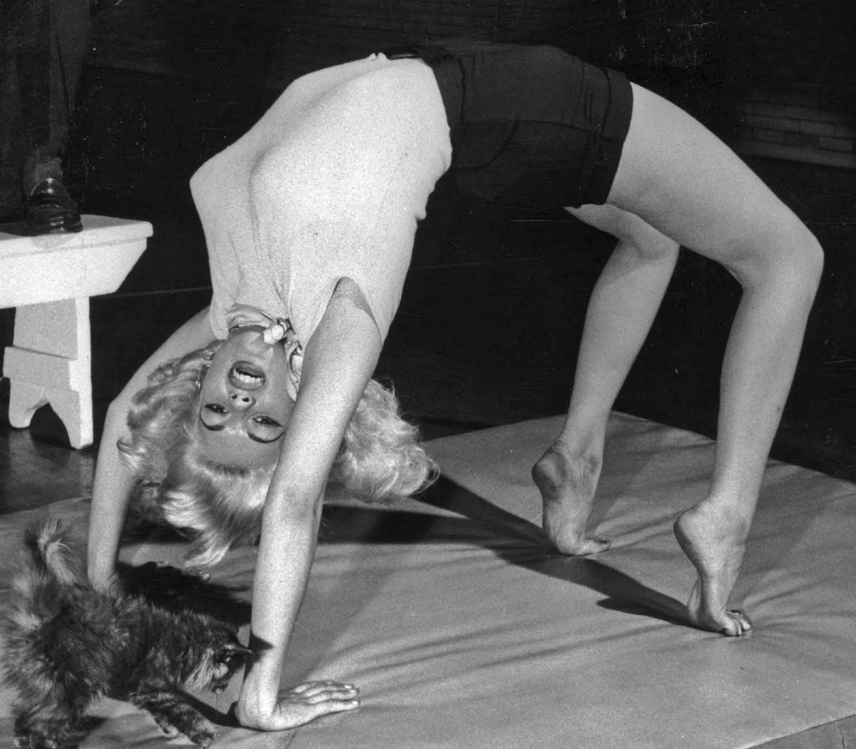 Actress Jayne Mansfield 5
