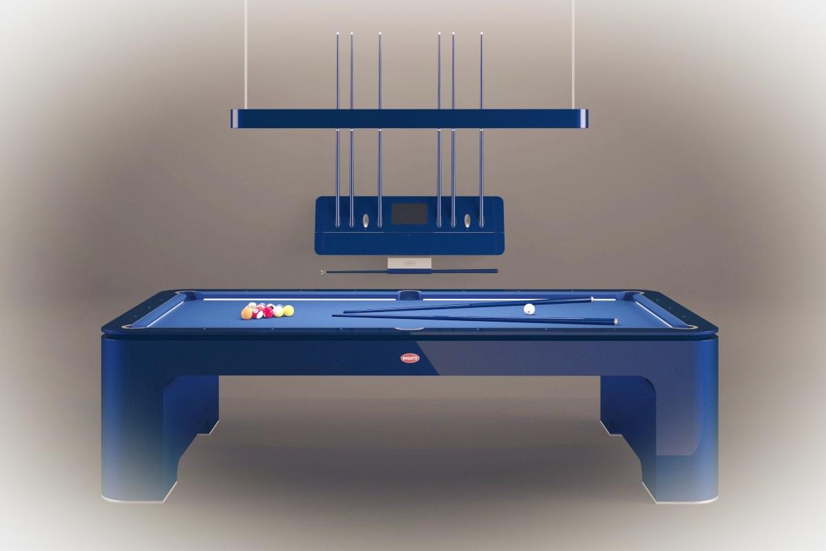 Bugatti pool table 8