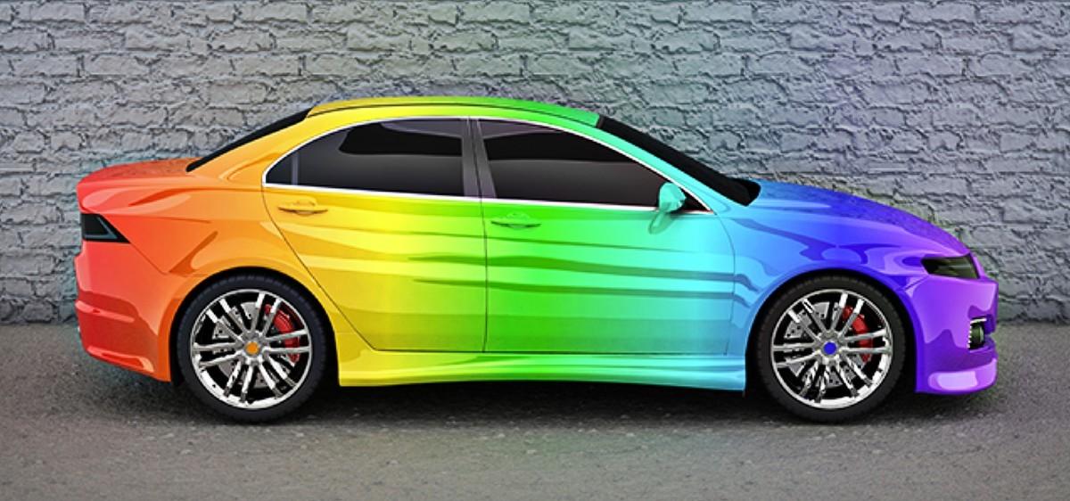 Car colours 1