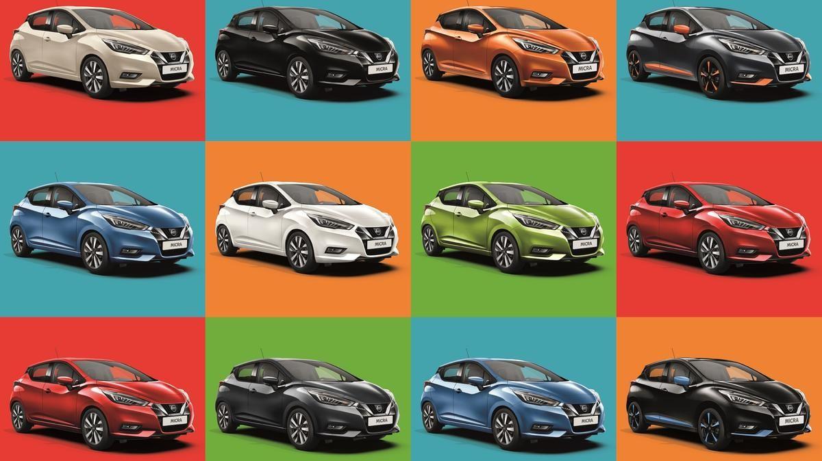 Car colours 2