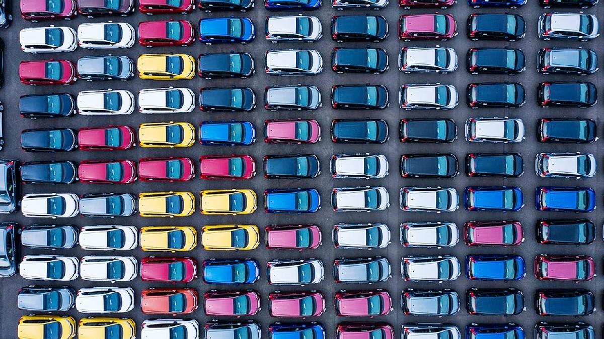 Car colours 3