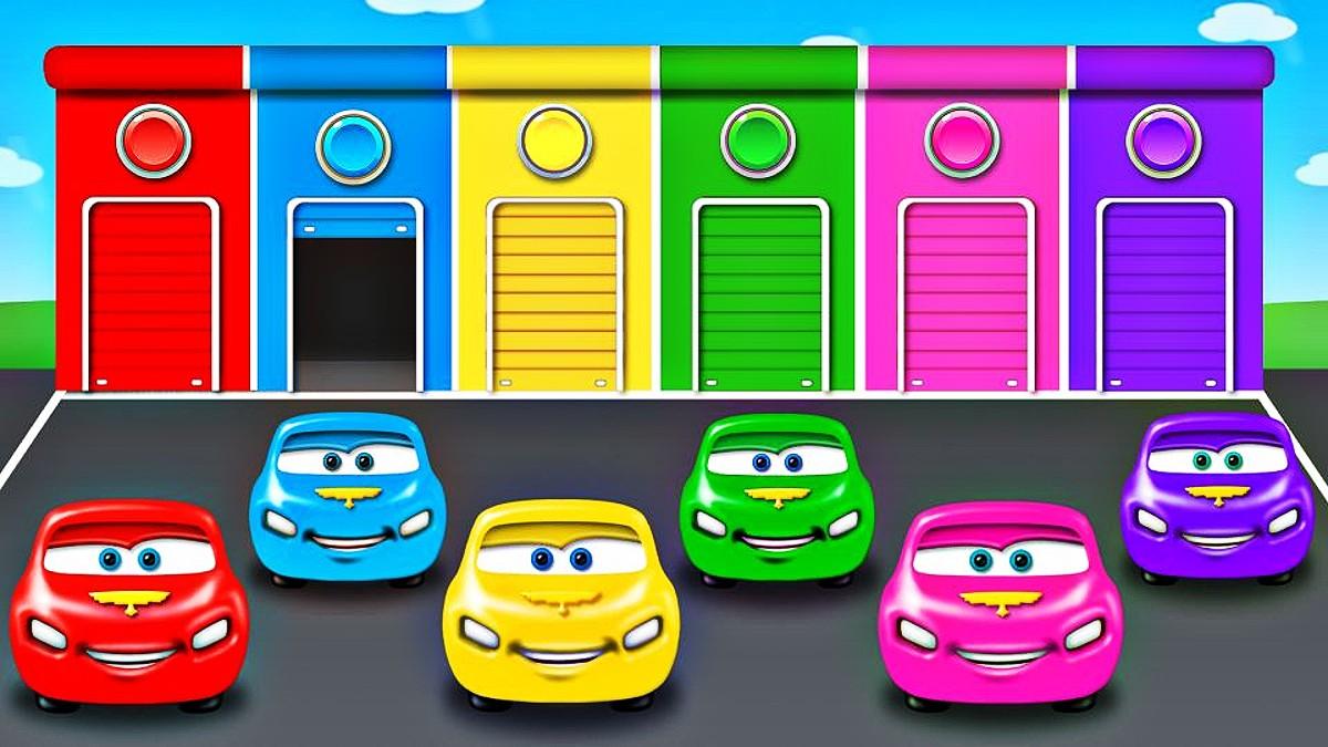 Car colours 4