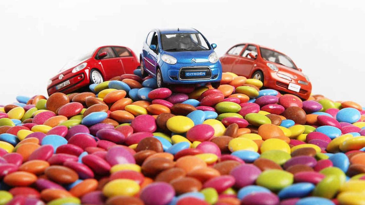 Car colours 5