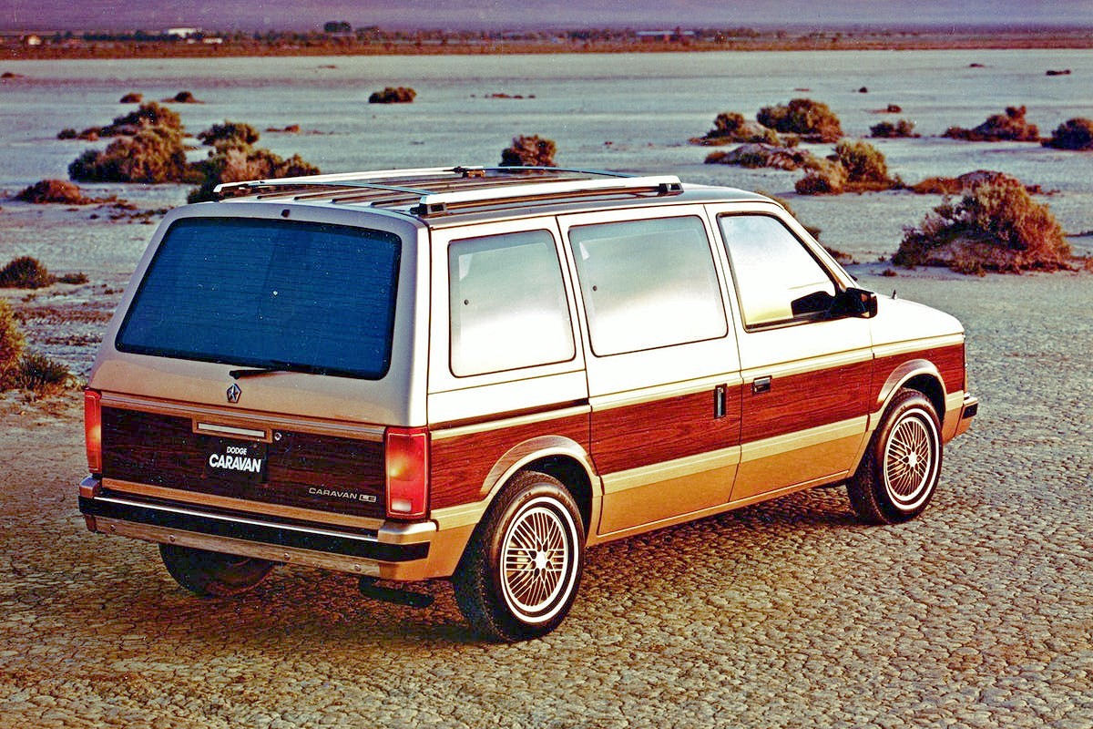 Dodge Caravan 2