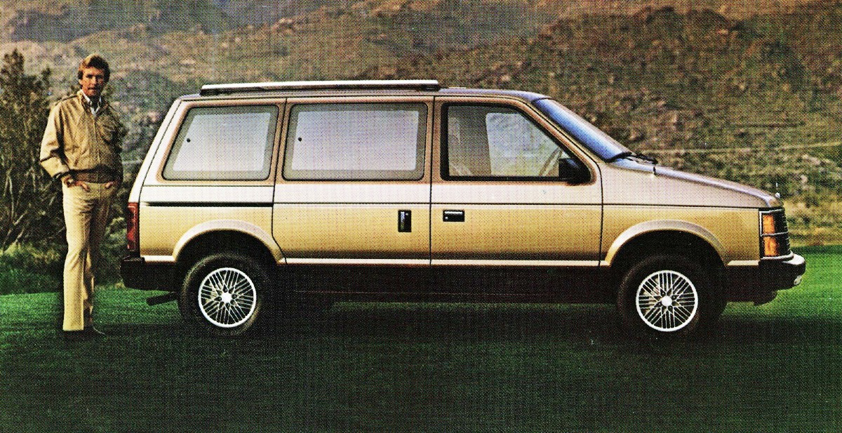 Dodge Caravan and Plymouth Voyager