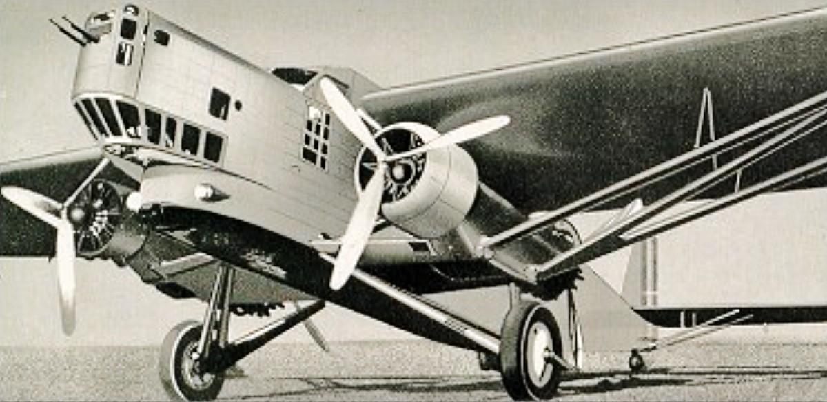 Farman F.220.01 Bn4 experimental bomber