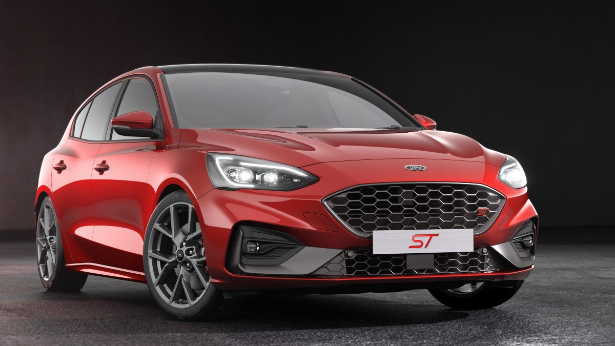 Ford Focus ST 3 11